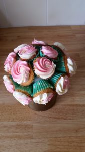 Cupcake Flower Bouquet 2